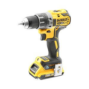 DEWALT DCD792D2B, 70Nm, 2x 2Ah, Bluetooth