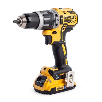 Dewalt DCD797D2B, 70Nm, 2x2Ah, Bluetooth